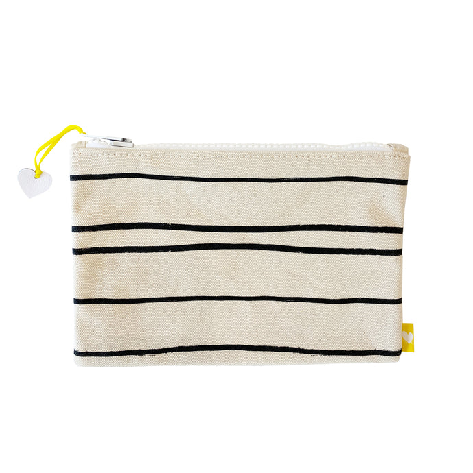 Mr. Sharpie Canvas Pouch