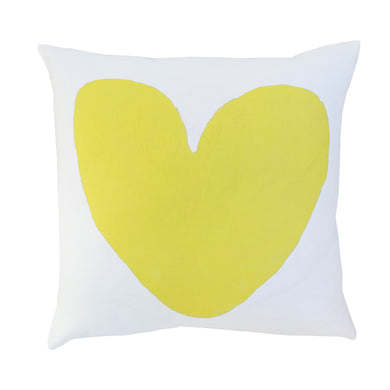 My Heart Pillow - Sunshine