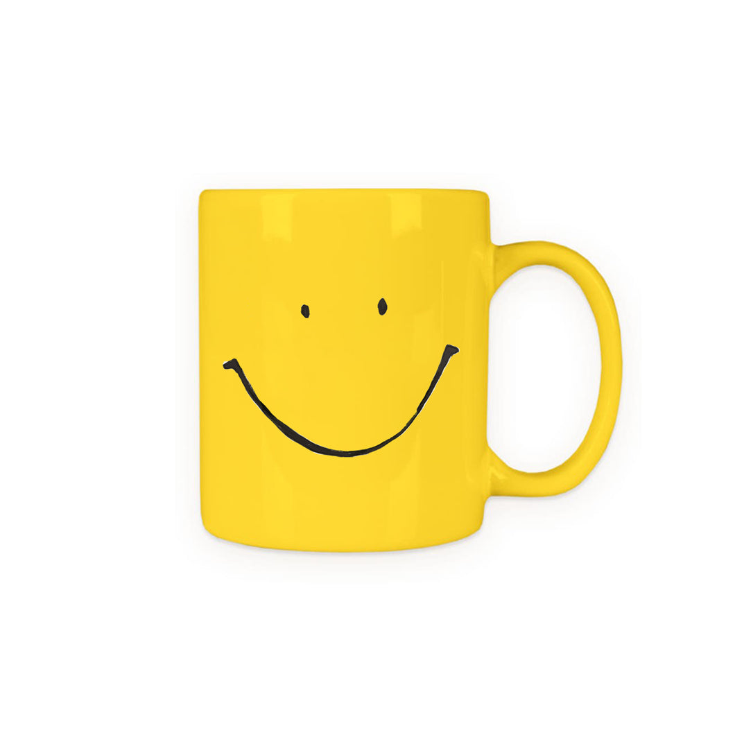 Mr. Happy Yellow Mug