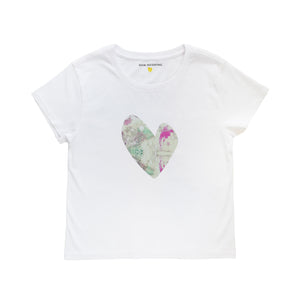 Imperfect Heart Studio Floor Tee