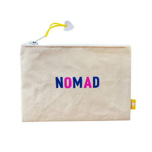 Nomad Canvas Pouch