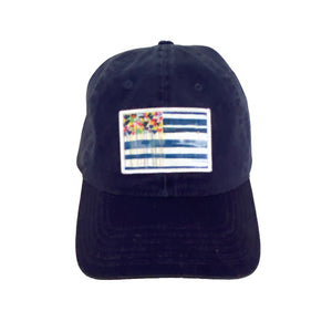 US of Love Classic Baseball Hat (Navy)