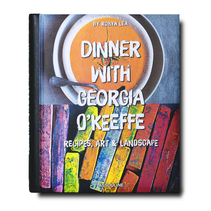Dinner With Georgia O'Keefe Book