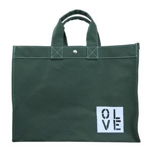 KR Weekender Bag -  Olive You Army