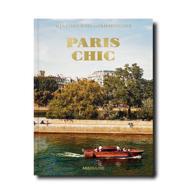 Paris Chic Book