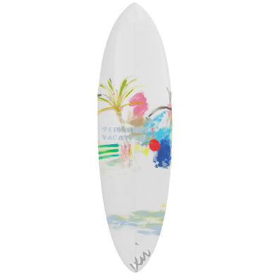 Permanent Vacation Surfboard