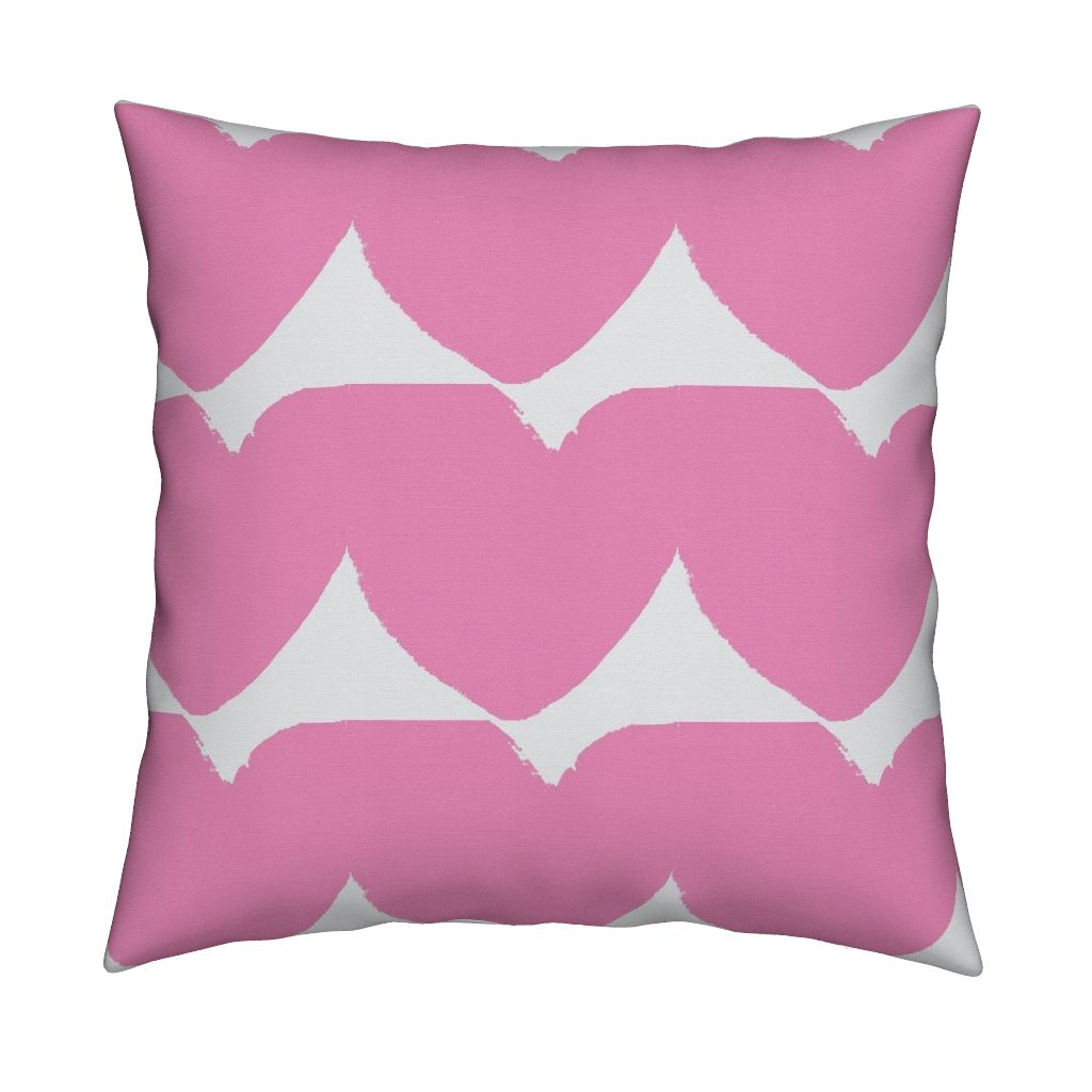 Love Always Bubblegum Pillow