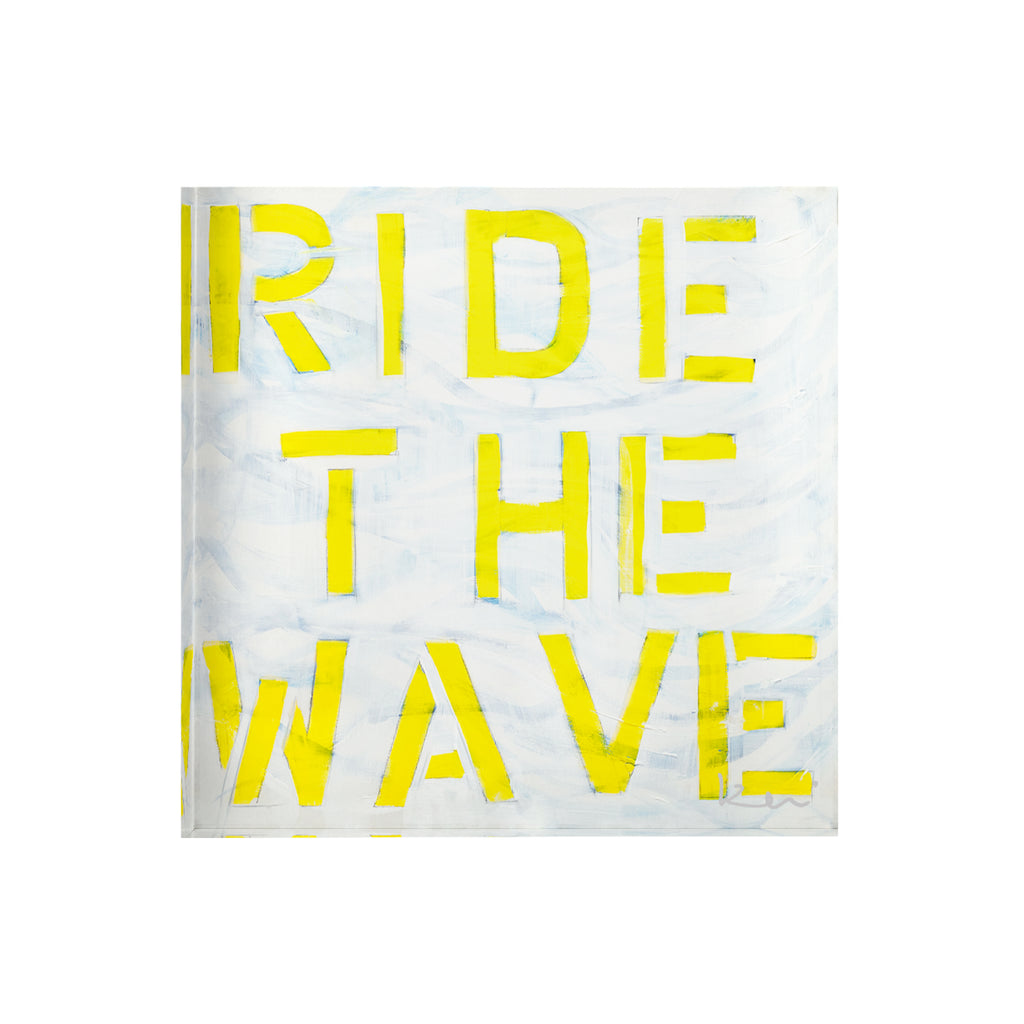 Ride The Wave Block of Love