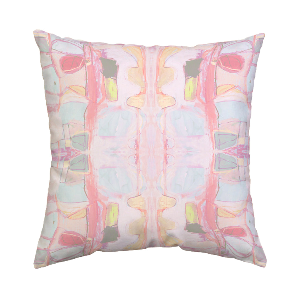 Right Or Wrong Bubblegum Pillow