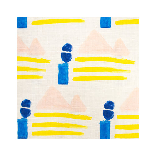 Sail Away Sunflower Fabric