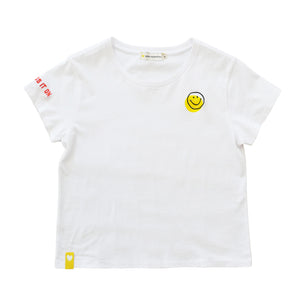 Smile Pass It On Tee Shirt