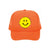 Smiley Trucker Hat Orange
