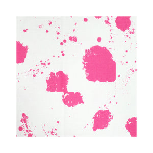Splat Pop Pink Fabric