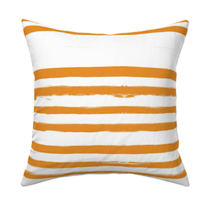 Stripe On Stripe Clementine Pillow