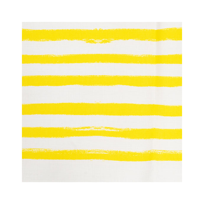 Stripe on Stripe Sunshine Fabric