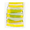 Summer Stripes Limone Art Print
