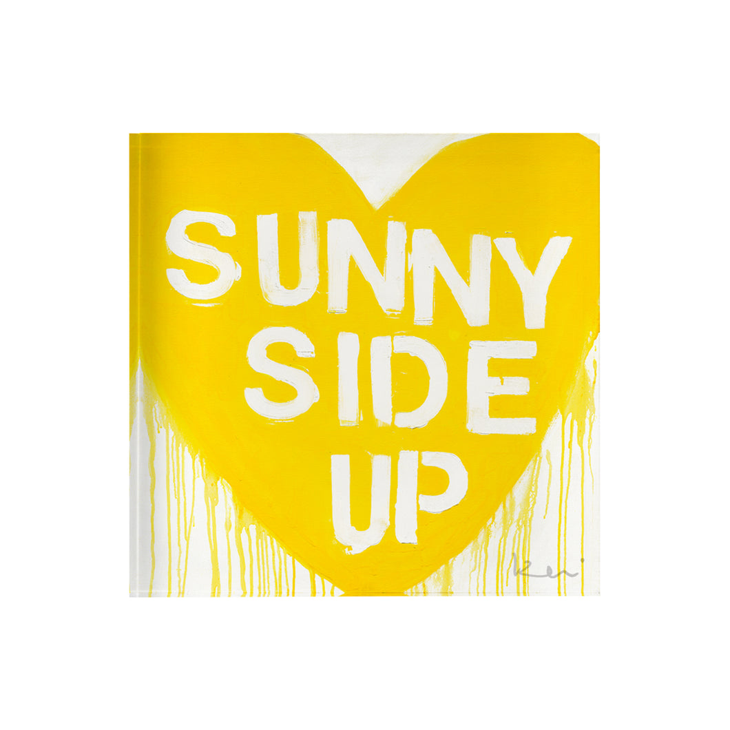 Sunny Side Up  Block of Love