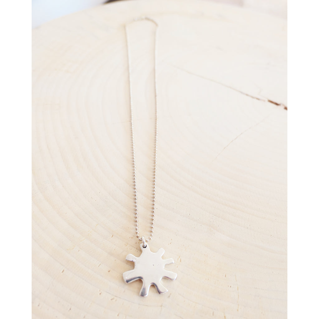 Sunshine Necklace - Sterling Silver