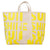 KR Beach Canvas Tote -  Sunshine