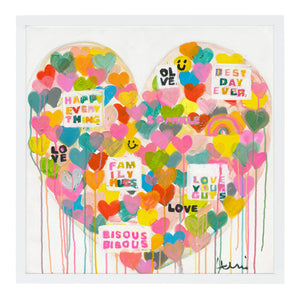 Super Duper Best Day Ever Art Print