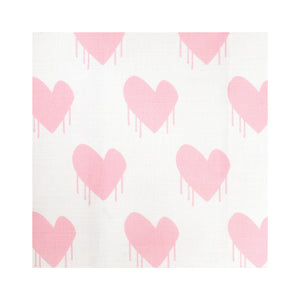 Sweethearts Bubblegum Fabric