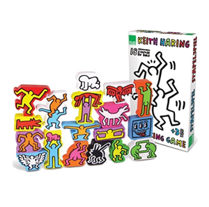KEITH HARING STACKING BLOCKS