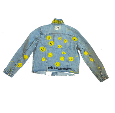 Super Smile Denim Jacket