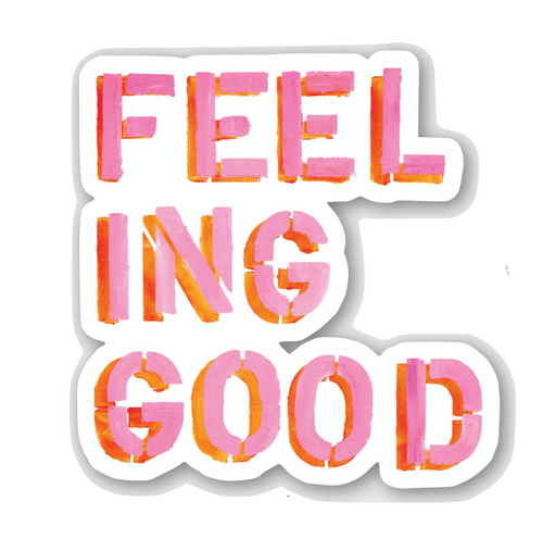 Feeling Good XL Paperless Wallpaper (single)