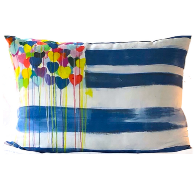 Headboard Pillow - United States Of Love