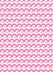 Happy Land Pop Pink Fabric