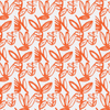 Sing Sing Tree Clementine Fabric