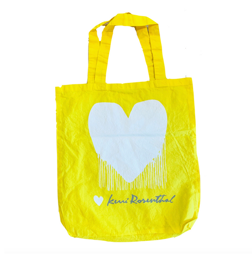 Shop+Repeat Yellow Tote