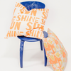Sunshine Clementine Fabric