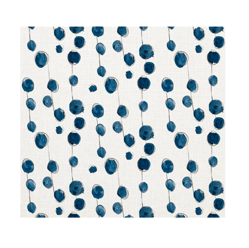 B Is For Blueberry Fabric
