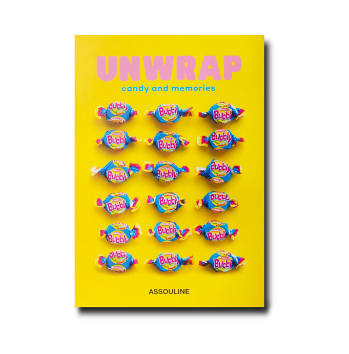 Unwrap: Candy and Memories Book