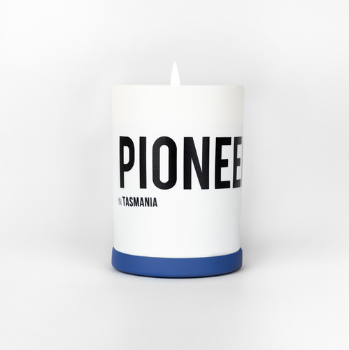 Pioneer in Tasmania - Sea Salt & Coconut Candle