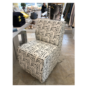 Roxy Chair Belgian Linen
