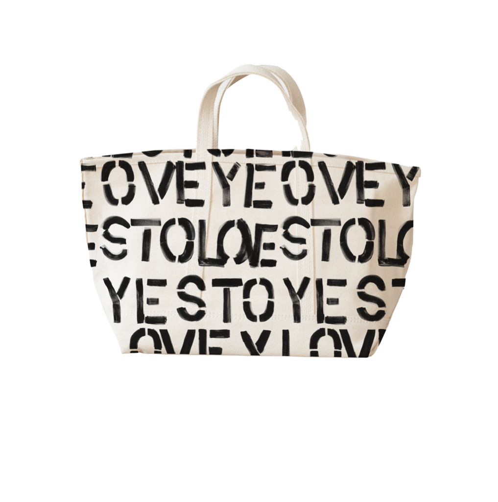 KR Beach Canvas Tote -  Yes To Lovey