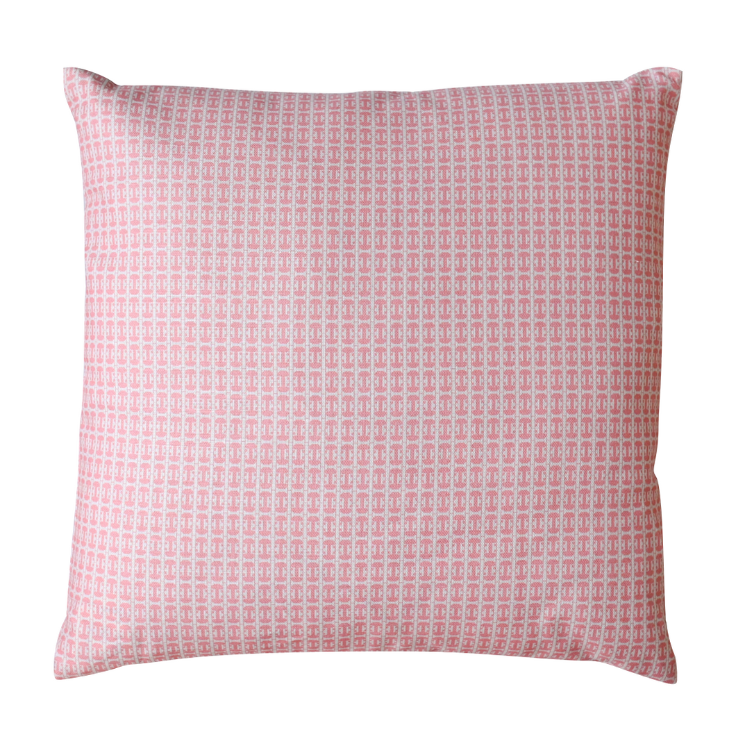 Cheval Blush Pillow