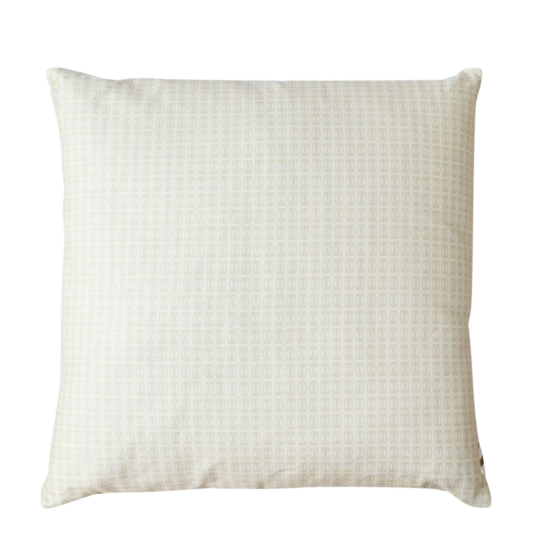 Cheval Sand Pillow