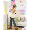 KR Beach Canvas Tote - Medium