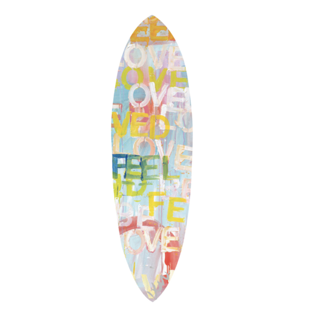 FEEL LOVE SURFBOARD