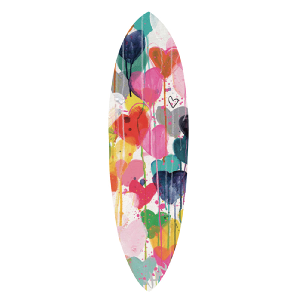 Crazy Love Surfboard
