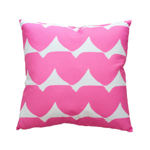 Love Always Pop Pink Pillow