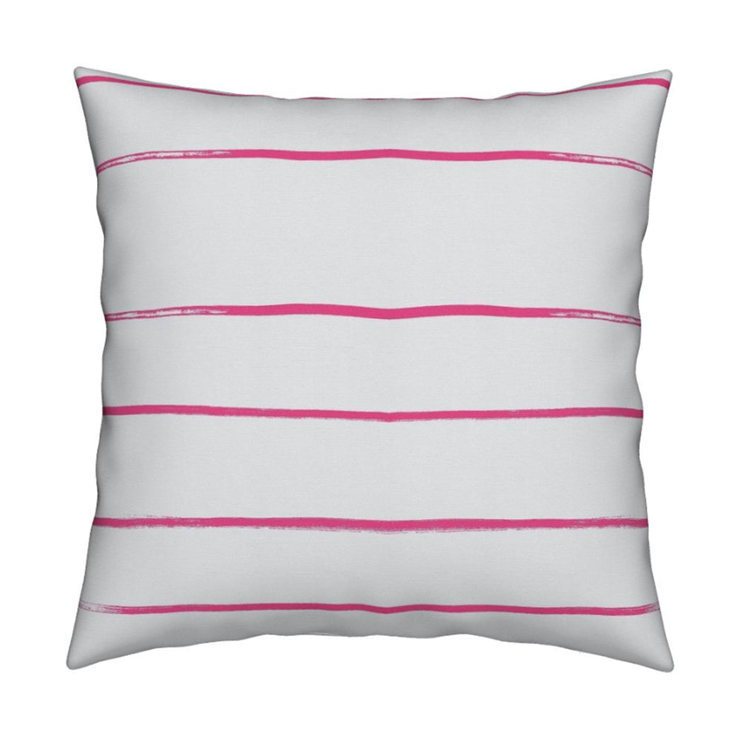Mr. Sharpie Pop Pink Pillow