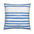Stripe on Stripe Cornflower Fabric