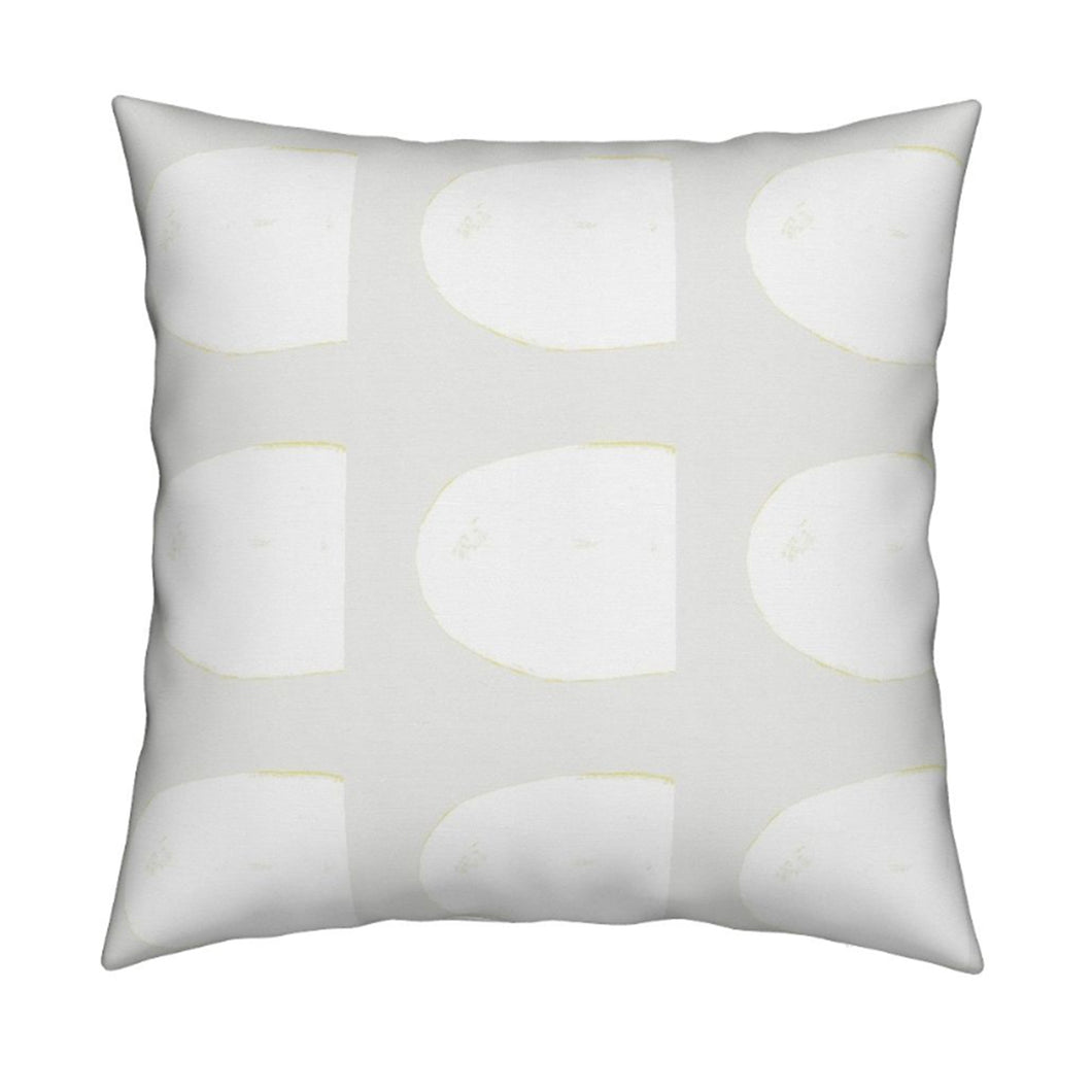 Squeeze Reverse Sandstone Pillow