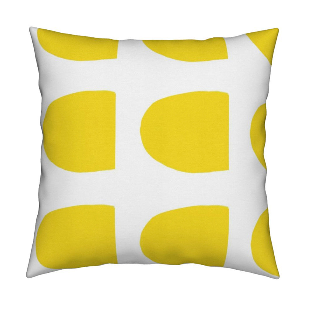 Squeeze Sunflower Pillow