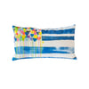 United States Of Love Lumbar Pillow