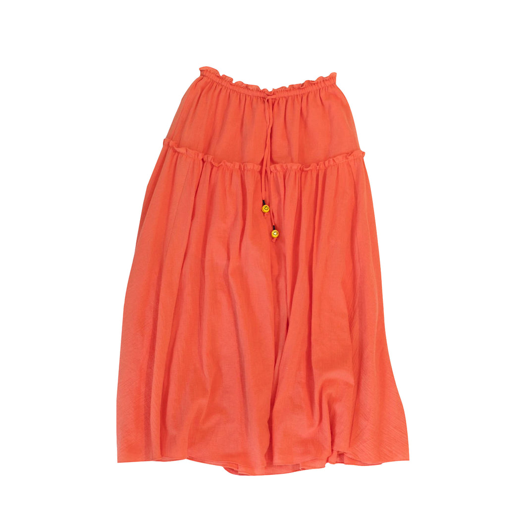 The Vacay Skirt - Pamplemousse